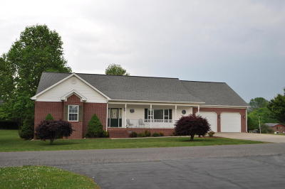 Pikeville Single Family Home For Sale: 55 W Legion Cir