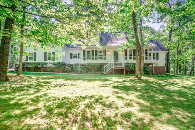 Soddy Daisy Single Family Home For Sale: 1025 Montlake Rd