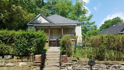 Chattanooga Single Family Home For Sale: 4405 Grand Ave