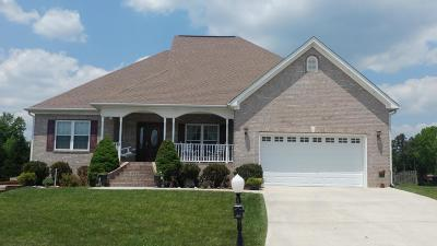 Soddy Daisy Single Family Home For Sale: 9809 Berry Meadow Way