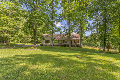 Ringgold Single Family Home For Sale: 327 Kenny Ln