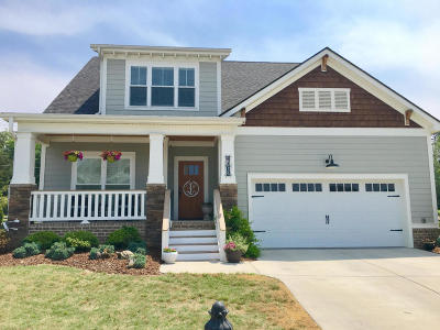 Chattanooga Single Family Home For Sale: 4162 Zephyr Ln #51