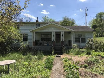Whitwell Single Family Home For Sale: 145 W Illinois Ave