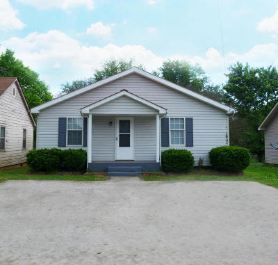 Dayton Single Family Home For Sale: 1773 Railroad St