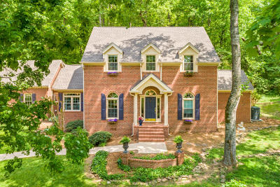 Ooltewah Single Family Home For Sale: 9525 Thornberry Dr