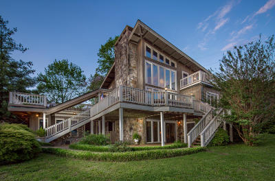Lookout Mountain Single Family Home For Sale: 507 Scenic Hwy