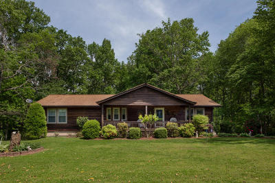 Bryant Single Family Home Contingent: 1277 County Road 89