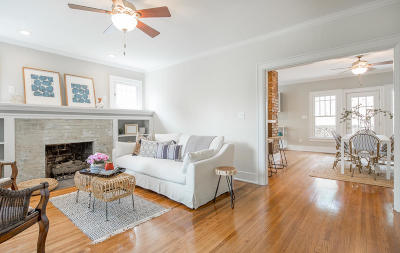 Chattanooga Single Family Home For Sale: 1110 Englewood Ave