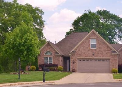 Hixson Townhouse For Sale: 6377 Musket Ln