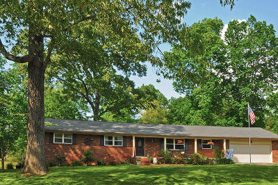 Chattanooga Single Family Home For Sale: 7003 Palermo Dr