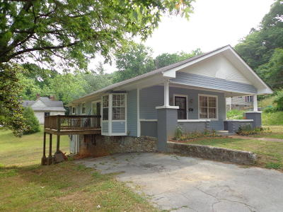 Chattanooga Single Family Home For Sale: 3211 E 36th St
