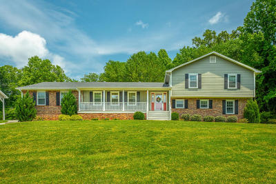 Ooltewah Single Family Home For Sale: 6531 Hideaway Rd