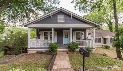 Chattanooga Single Family Home Contingent: 5514 Alabama Ave