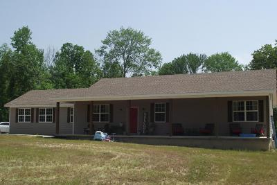 Marion Single Family Home For Sale: 3910 Hwy 150