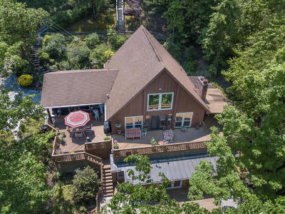 Soddy Daisy Single Family Home For Sale: 1041 Clift Cave Rd