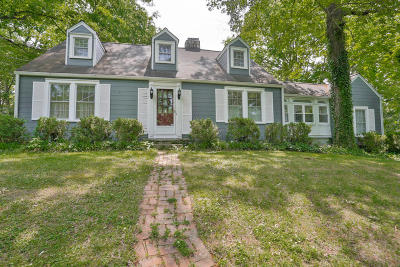 Chattanooga Single Family Home Contingent: 317 Bass Rd