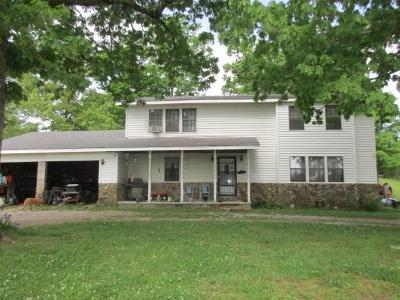 Spring City Single Family Home For Sale: 870 Randell Harris Rd