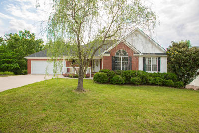 Ooltewah Single Family Home Contingent: 6212 Flag Point Dr