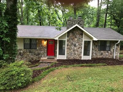Hixson Single Family Home For Sale: 7716 Ridge Bay Dr