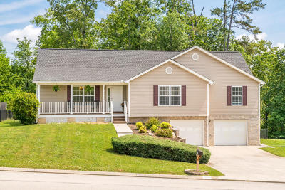 Ooltewah Single Family Home For Sale: 7096 British Rd