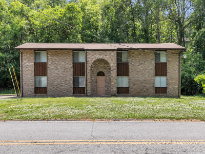 Chattanooga Multi Family Home For Sale: 3324 Pinewood Ave