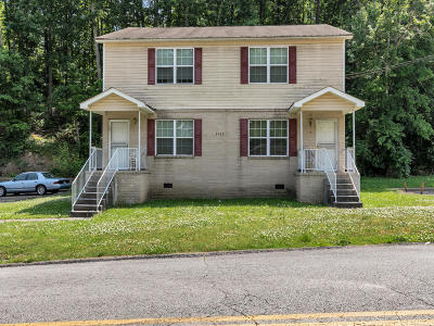 Chattanooga Multi Family Home For Sale: 3332 Pinewood Ave