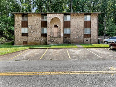 Chattanooga Multi Family Home For Sale: 3340 Pinewood Ave