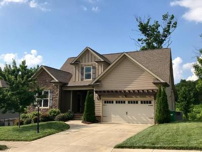 Ooltewah Single Family Home For Sale: 7653 Peppertree Dr
