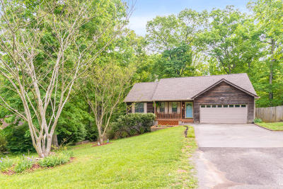 Signal Mountain Single Family Home Contingent: 616 Timberlinks Dr