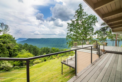 Signal Mountain Single Family Home Contingent: 114 Riverpoint Rd
