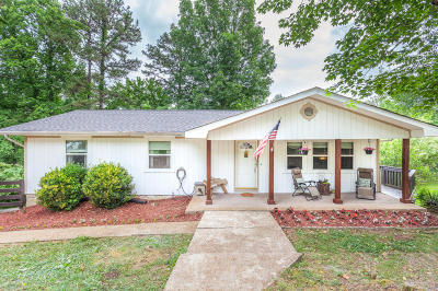 Hixson Single Family Home For Sale: 1613 Lisa Lynn Dr