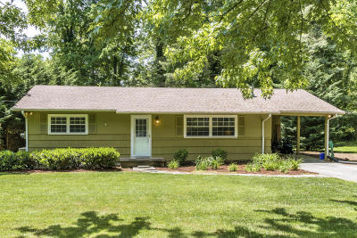 Signal Mountain Single Family Home Contingent: 616 Miles Rd