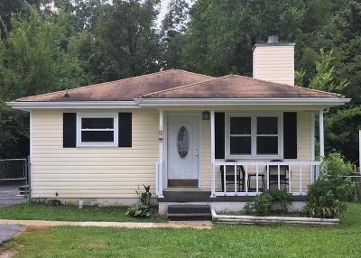 Chattanooga Single Family Home For Sale: 6010 Wellworth Ave