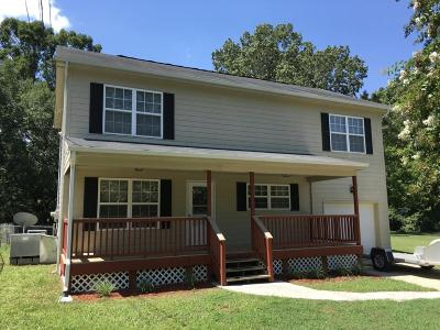 Chattanooga Single Family Home For Sale: 5806 Clover St