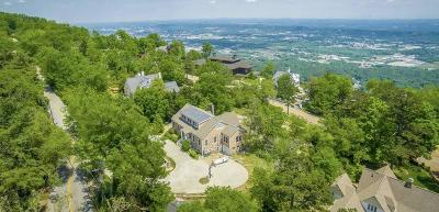 Lookout Mountain Single Family Home For Sale: 416 E Brow Rd