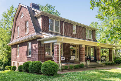Chattanooga Single Family Home For Sale: 716 Dallas Rd