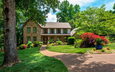 Ooltewah Single Family Home For Sale: 8213 Mill Race Dr