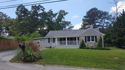Chattanooga TN Single Family Home For Sale: $134,000