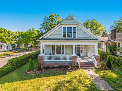 Chattanooga TN Single Family Home For Sale: $208,000
