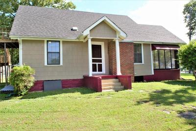 Chattanooga TN Single Family Home For Sale: $65,000