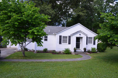 Chattanooga TN Single Family Home For Sale: $139,900