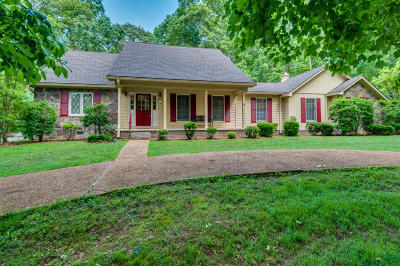 Ooltewah Single Family Home Contingent: 5011 Branston Rd