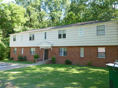 Chattanooga Multi Family Home For Sale: 3302 Pinewood Ave