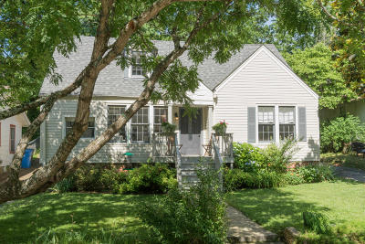 Chattanooga Single Family Home For Sale: 1705 Knickerbocker Ave