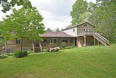 Trenton Single Family Home For Sale: 289 Lawson Rd