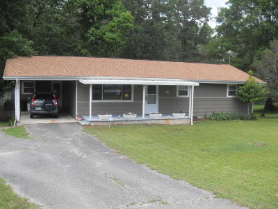 Ringgold Single Family Home For Sale: 1041 Graysville Rd