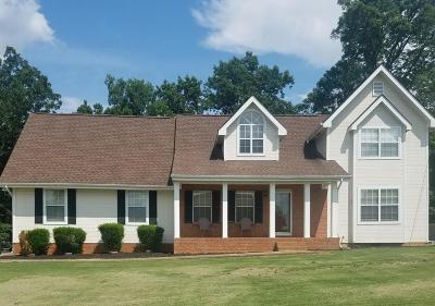 Ringgold Single Family Home For Sale: 870 Castleview Dr