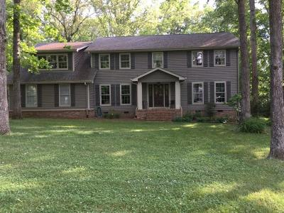 Signal Mountain Single Family Home Contingent: 46 Mountain Cove Rd