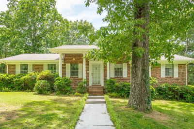 Chattanooga Single Family Home For Sale: 7002 Palermo Dr