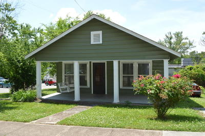 Chattanooga Single Family Home For Sale: 500 W Bell Ave